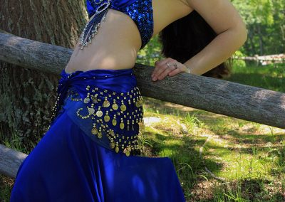 Brittany Belly Dancer