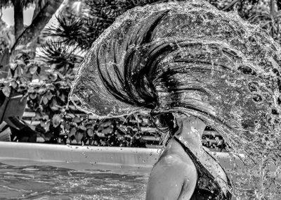 Hair Water